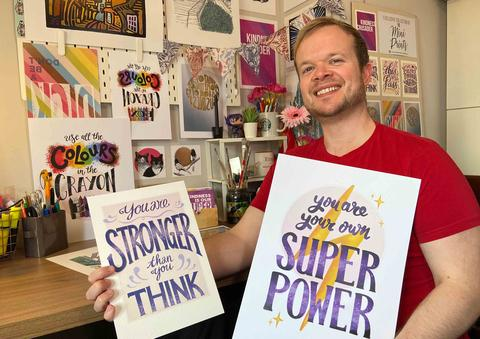 Café Artist Of The Month (September): MarcoLooks Print Swap