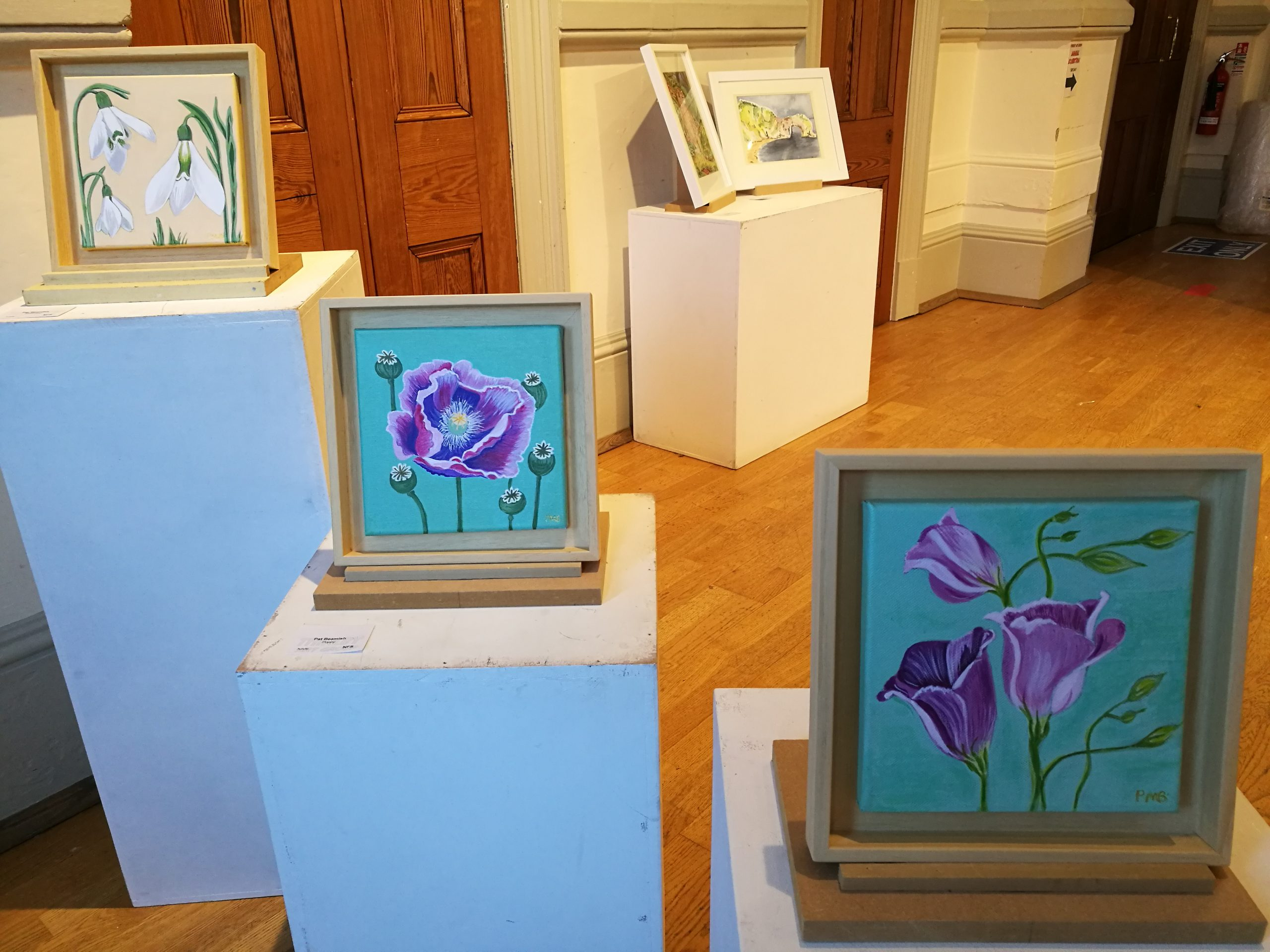 Thirlby Art Group Annual Exhibition 2020